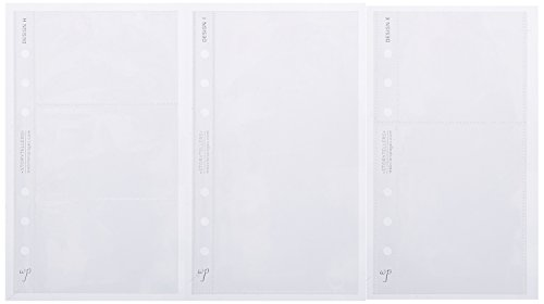 Webster's Pages Personal Planner Photo Sleeve Inserts Variety Pack (P1019) (Inserts Personal)