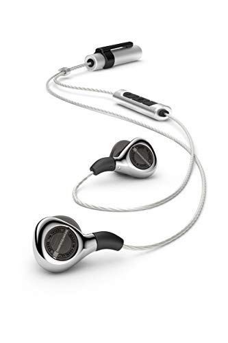 beyerdynamic Xelento Wireless Audiophile Tesla in-Ear Headset with Bluetooth Connection, Silver
