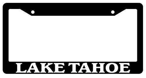 lake tahoe license plate frame - 4