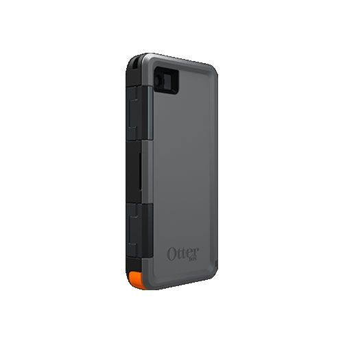 OtterBox Armor Series Waterproof Case for iPhone 5 - Retail Packaging - Orange (Discontinued by Manufacturer)