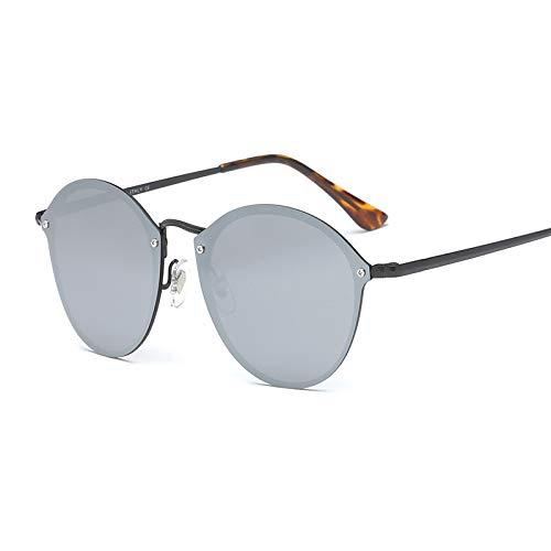 Marco Un Moda De Gafas Estilo De De Grande Tendencia Moda De Sol Sol wei De 1 tamaño De Gafas Estilo 2 Hombre De Metal Sol De Gafas De Sol De Gafas dpqwnxxZYg