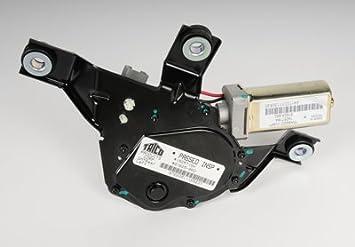 ACDelco 19257184 gm Original Equipment Motor del limpiaparabrisas trasero, N/A En: Amazon.es: Coche y moto