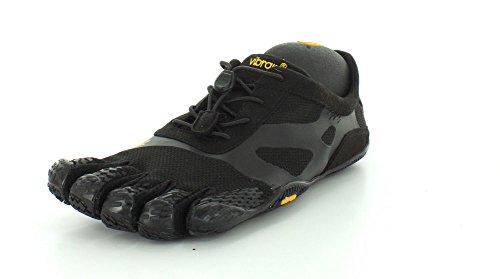 Vibram Men's KSO EVO Cross Training Shoe,Black,43 EU/9.5-10.0 M US ()