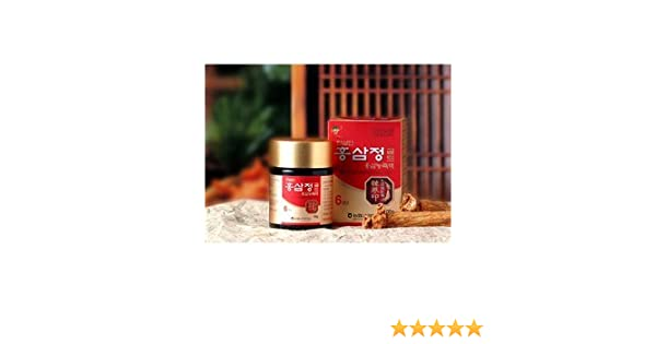 Amazon.com : Korean Red Ginseng Extract Gold - 100g : Herbal Supplements : Beauty