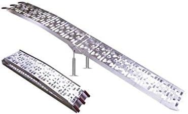 ProPlus Folding Aluminum Upload Ramp 3000-800kg