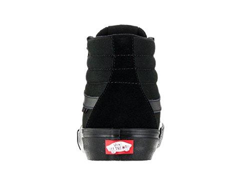 Women's Hi Slim Skate Blackout Vans Shoe Unisex Sk8 q6gwyCUKTI
