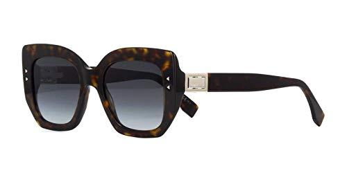 Fendi Womens Women's Ff 0267/S 51Mm Sunglasses (Sonnenbrillen Online Shop)