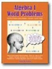 Algebra Word Problems: Algebra I