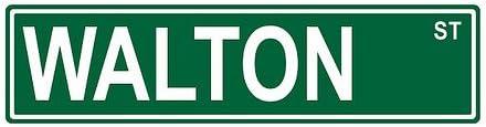 "*Aluminum* Pastor 4/"" x 18/"" Metal Novelty Street Sign  SS 2835"