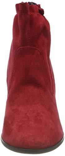 Tamaris rouge Pour 25349 Bottes 515 21 Lvres Rouge Femmes rYqvxr