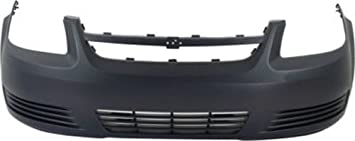 Aveo5 Crash Parts Plus Primed Front Bumper Cover Replacement for 2004-2008 Chevrolet Aveo