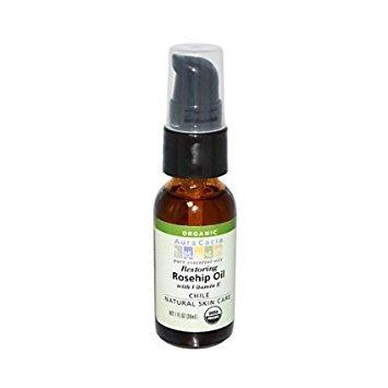 Aura Cacia Organics Skin Care Oil Og2 Rosehip 1 Fz