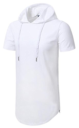 Blanc Blanc Aiyino Shirt Homme Shirt Shirt Homme Blanc Homme Aiyino Aiyino 47UqwH