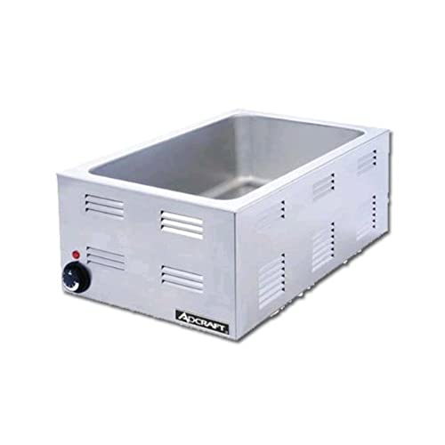 Food Steam Tables Amazoncom - Cafeteria steam table