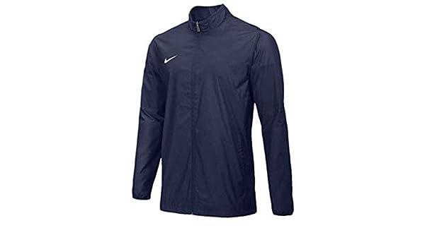 Nike Team Woven Football Jacket Blue Mens Size 2XL 747986-419
