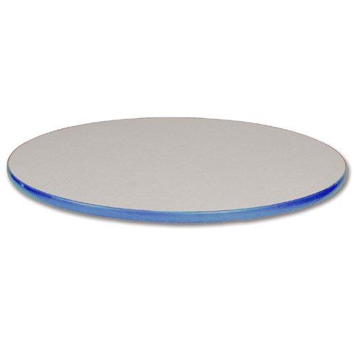 MooreCo incテーブル、ラウンド、ブルー( 34526 ) B009R5W0CA