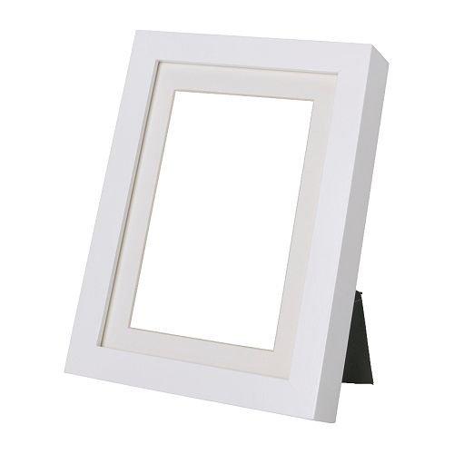 Ikea RIBBA Frame, white