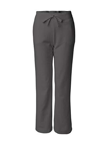 Gildan Women's Missy Fit Heavy BlendOpen Bottom Sweatpants