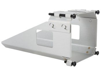 1 Pc, Shelf Clamp/Arinc, Square, Size: 3.175 X 3.175, Depth: 7, Aluminum, Anodized Finish, Panel Mount