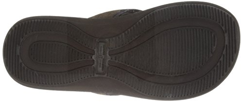 Mark Nason Los Angeles Mens Marin Flip-Flop Brown cJ6Pn