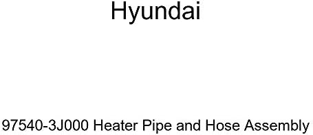 Genuine Hyundai 97540-3J000 Heater Pipe and Hose Assembly