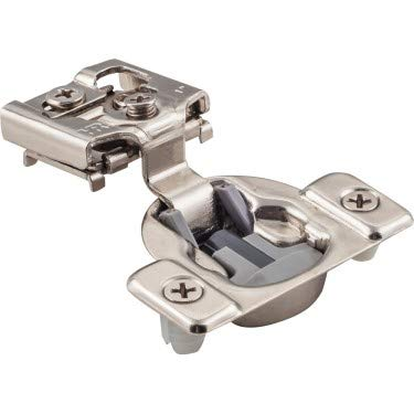 Integrated Compact 6-way 1 overlay Concealed Cabinet Door Hinges with Built-in SOFT CLOSE with Dowels by Cabinet Hinges