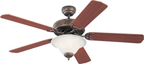 Monte Carlo 5HS52TBD-L, Homeowner Deluxe Ceiling Fan,