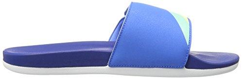 Adidas Performance Adilette Cf Ultra AdjAthletic sandalia Ray Blue/Ice Green/Ice Yellow Fabric