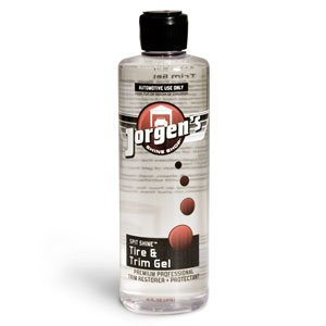 Spit Shine Tire and Trim Gel
