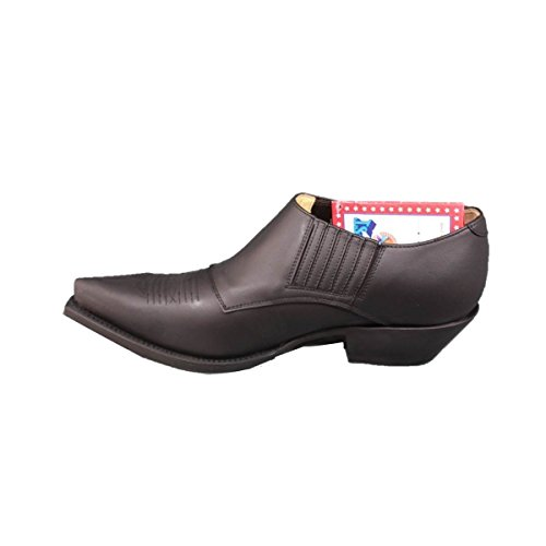 GO'WEST Men's Boots Black 4Aynhz9W6
