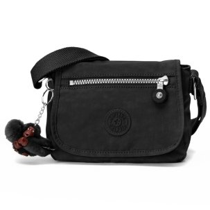Kipling Sabian Cross-body Mini Bag (Black) for sale  Delivered anywhere in USA