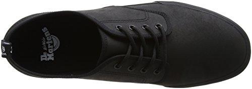 Dr Martens Pressler Sneaker Unisex – Adulto Nero black 001