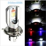 Lowrence Bike H4 High Power LED Headlight Bulb-Honda CB Shine SP