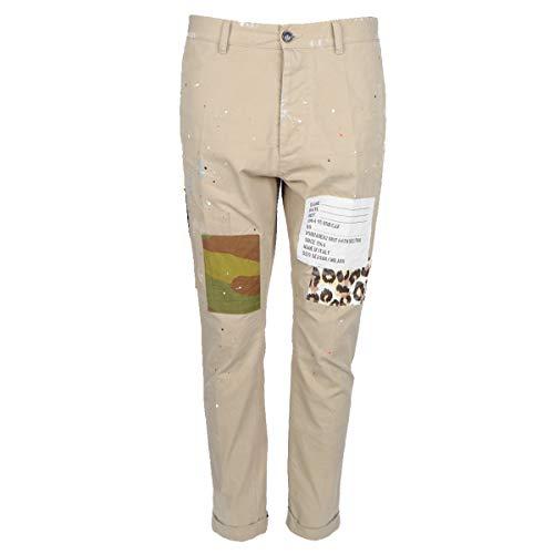 Dsquared2 48 S74kb0239 Pantalon Chino Hockney r4nwqrpa