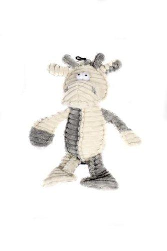 Happy Tails Hippo Zu-Zu Friends Dog Toy, My Pet Supplies