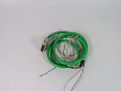Shielded Amphenol CS-DSDMDB25MF-002.5 25-Pin DB25 Deluxe D-Sub Cable Gray 2.5 Male//Female