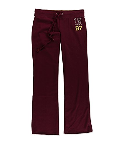 Aeropostale Womens Fit & Flare Casual Sweatpants 510 S/29