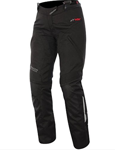 Alpinestars Andes Women's Sports Bike Motorcycle Pants - Black / Size 2X-Large