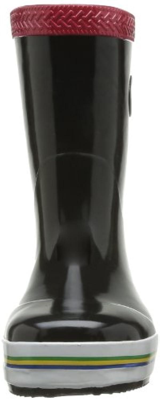 Havaianas Unisex-Kids Aqua Rain Boots, Black 2000, 1 UK