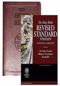 Catholic Bible-RSV PDF