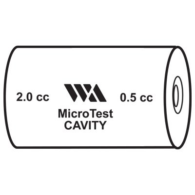 Welch Allyn 711772-501 MicroTest Cavity Assembly for Portable Tympanometry Instrument, MicroTymp 2 and MicroTymp 3 ()