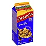 Sweet Home Granola Low Fat