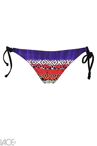 Side Tie Rio Bikini Swimsuit - Freya Womens Nambassa Rio Tie Side Bikini Brief Kaleidoscope XS