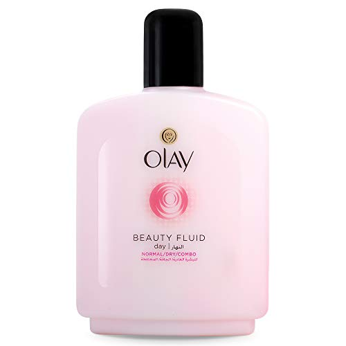 Olay Beauty Fluid Essential Moisture Nourishing Day Fluid Normal/dry/combination 200 Ml (packaging Varies)