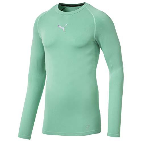 気質やめる活性化[プーマ]サッカーウェア FTBLNXT 長袖 ベースレイヤーシャツ 655808 [メンズ] メンズ