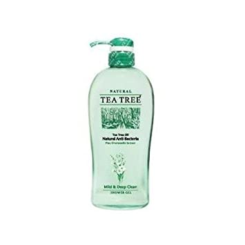 Tea Tree Mild U0026 Deep Clean Shower Gel 500 Ml