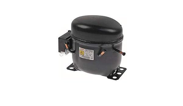REPORSHOP - Motor COMPRESOR FRIGORIFICO CC CUBIGEL HPY14 1/5 R600 Nevera Gas: Amazon.es: Hogar