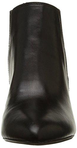 Clarks Dalhart Salsa, Damen Stiefel Schwarz (Black Leather)
