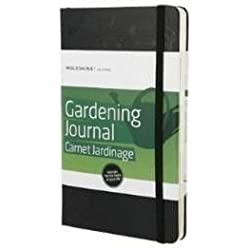 Moleskine Passion Journal - Gardening, Large, Hard Cover (5 x 8.25) (Passion Book Series)