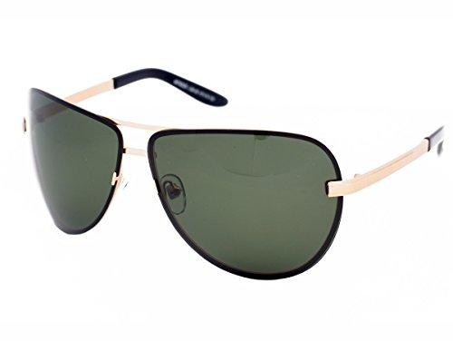 de Or Homme Lunettes Medium Drive soleil Green Matrix qEwOpXyq